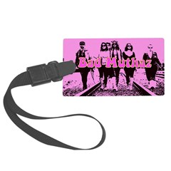 Bad Muthaz Large Luggage Tag