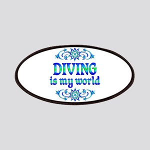 Diving is my World Patch