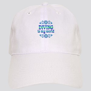 Diving is my World Cap