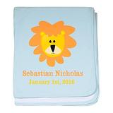 Lion personalize Cotton