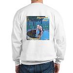 Tigerman Convergence Sweatshirt LogoFront, ArtBack