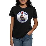 USS HUNT Women's Dark T-Shirt