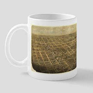 Albion, Michigan.1868. Mug