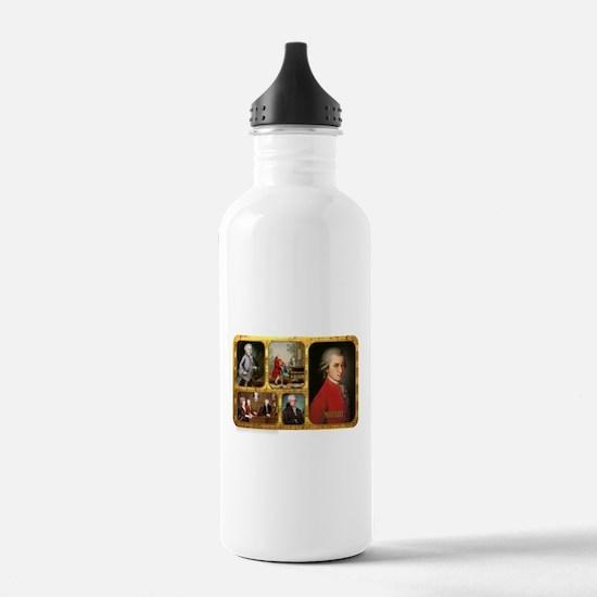 Funny Magic flute Water Bottle