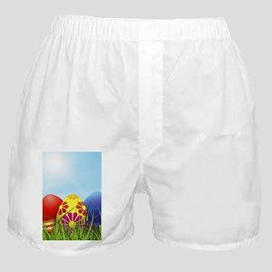 easter eggs Boxer Shorts