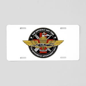 SARC Aluminum License Plate