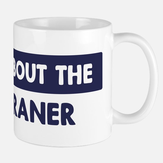 About WEIMARANER Mug