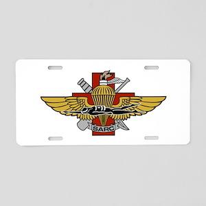 SARC-2 Aluminum License Plate