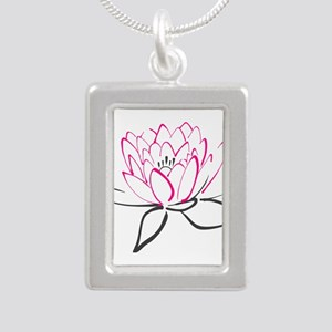Lotus Flower Necklaces