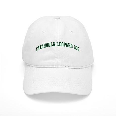Catahoula Leopard Dog (green) Cap