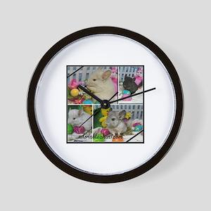 adorablechins.com Wall Clock