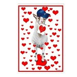 Goat Love Postcards (Package of 8)