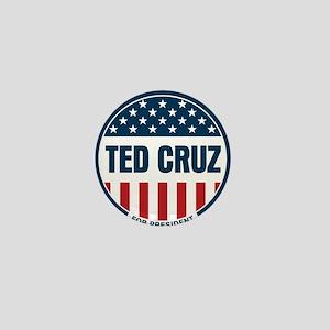 Ted Cruz President 2016 Mini Button