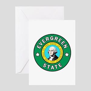Washington Greeting Cards