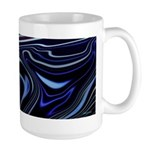 Native American Blue Moon 15 oz Ceramic Large Mug