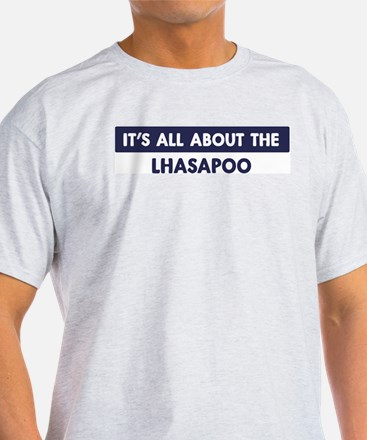 About LHASAPOO T-Shirt