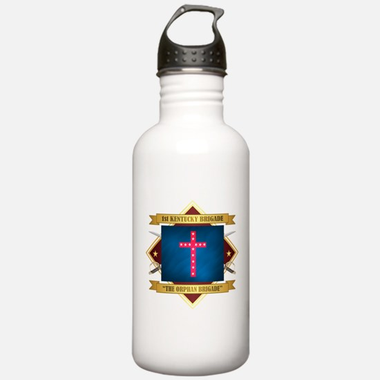 The Orphan Brigade Water Bottle