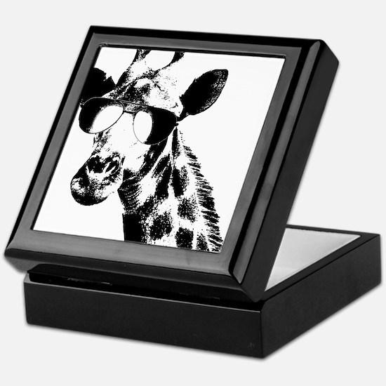 The Shady Giraffe Keepsake Box