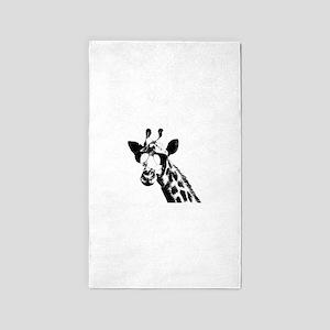 The Shady Giraffe Area Rug