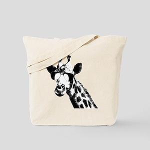 The Shady Giraffe Tote Bag