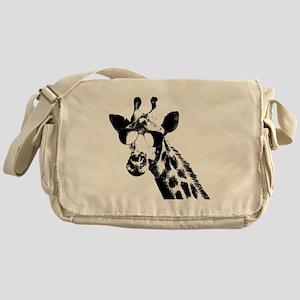 The Shady Giraffe Messenger Bag