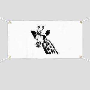 The Shady Giraffe Banner