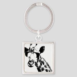 The Shady Giraffe Keychains