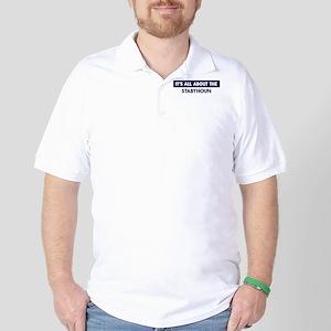 About STABYHOUN Golf Shirt