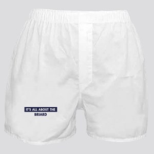 About BRIARD Boxer Shorts