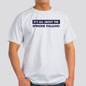 About SPINONE ITALIANO Light T-Shirt