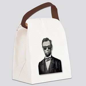 Shady Abe Canvas Lunch Bag