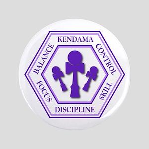 KENDAMA HEXAGON Button