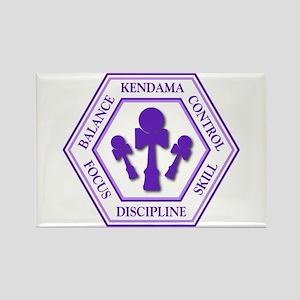 Kendama Hexagon Rectangle Magnet Magnets