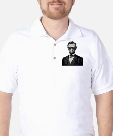 Shady Abe Golf Shirt