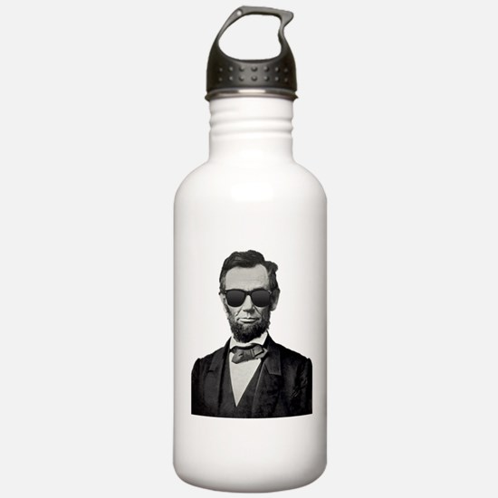 Shady Abe Water Bottle
