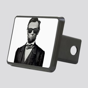 Shady Abe Rectangular Hitch Cover