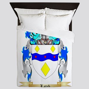 Latch Queen Duvet