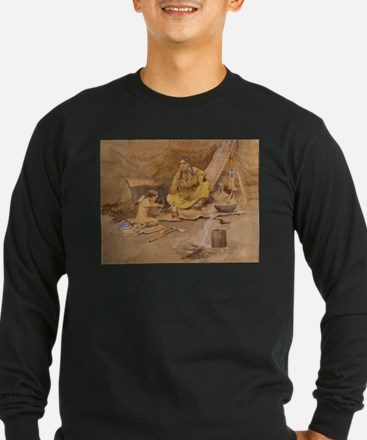 native americans Long Sleeve T-Shirt