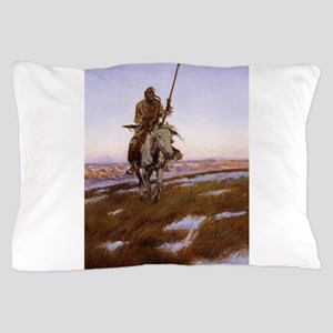 native americans Pillow Case