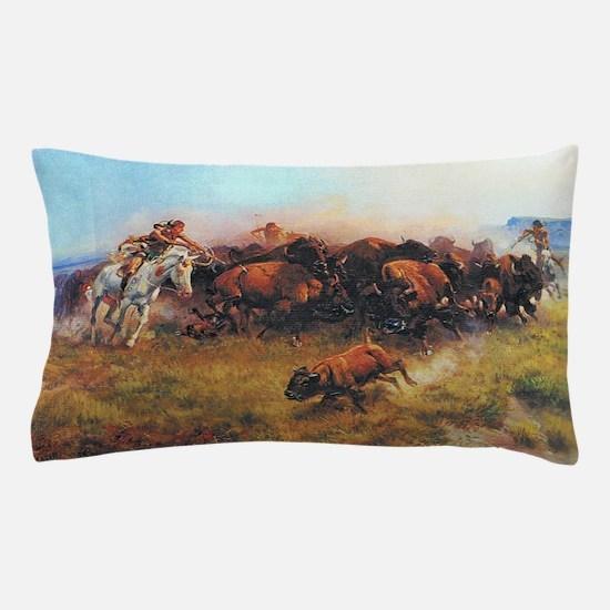 native americans Pillow Case