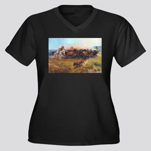 native americans Plus Size T-Shirt