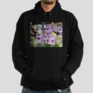 Cherry blossoms in spring time Hoodie (dark)