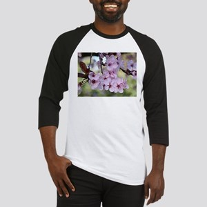 Cherry blossoms in spring time Baseball Jersey