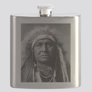 native americans Flask