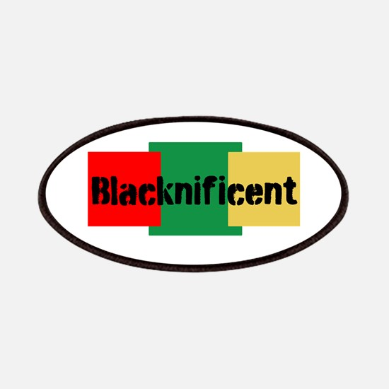 Blacknificent Patch