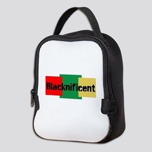 Blacknificent Neoprene Lunch Bag