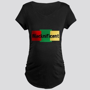 Blacknificent Maternity T-Shirt