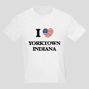 I love Yorktown Indiana T-Shirt
