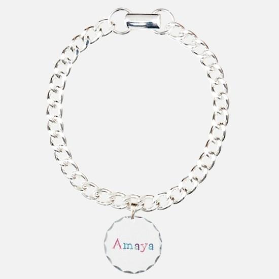Amaya Princess Balloons Bracelet