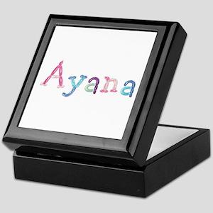 Ayana Princess Balloons Keepsake Box
